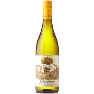 Snake & Herring 2015 Tough Love Chardonnay