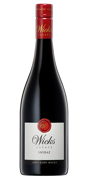 2013 Wicks Estate Adelaide Hills Shiraz