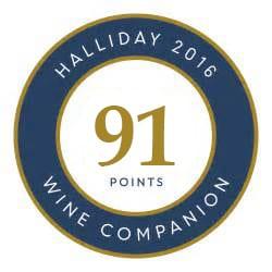 Halliday_roundel_91points