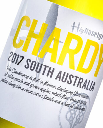 H by Haselgrove Chardy