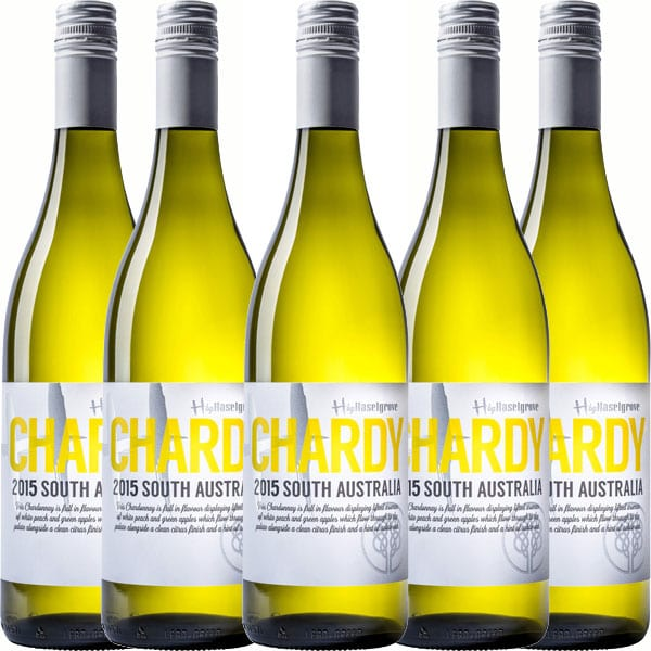 H by Case Chardonnay