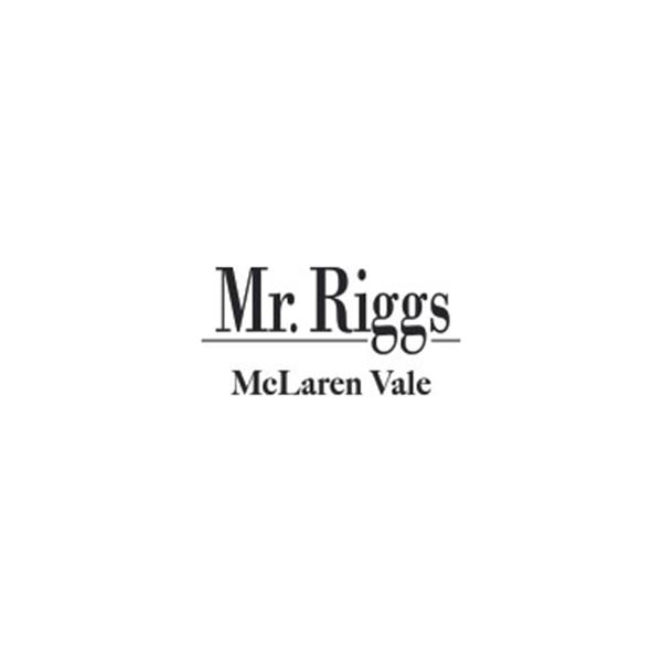 Mr Riggs logo